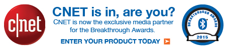 Bluetooth Breakthrough Awards Program
