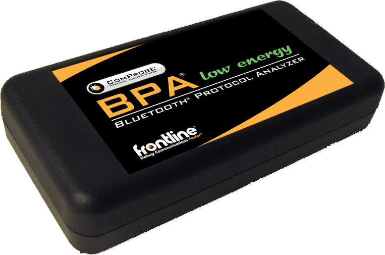 ComProbe BPA low energy Bluetooth Protocol Analyzer videos