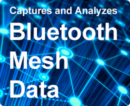 Frontline Sodera Wideband Bluetooth Protocol Analyzer - Capture and Analyze Bluteooth Mesh Data