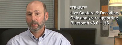 FTS4BT - Bluetooth Protocol Analyzer