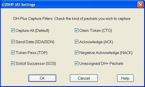 Capture Filters