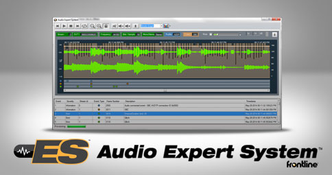 Audio Expert SystemTM - Troubleshooting Bluetooth Protocol-Related Audio Quality Issue