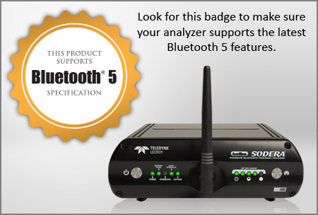 Frontline Sodera Wideband Bluetooth Protocol Analyzer