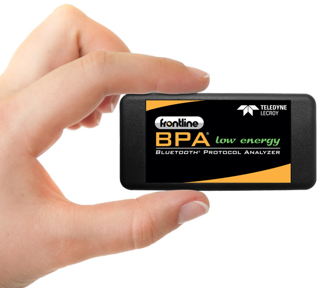 BPA low energy Bluetooth Protocol Analyzer