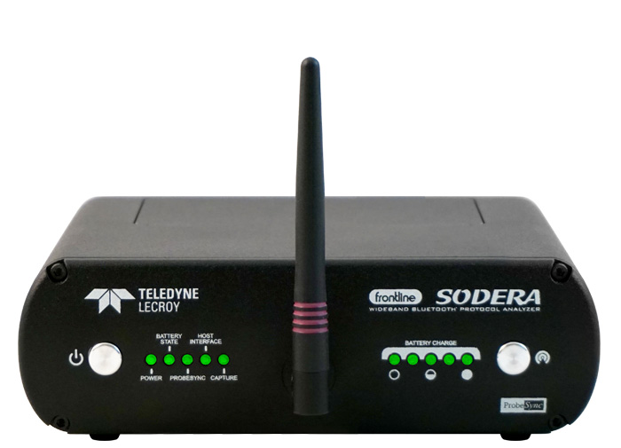Frontline Sodera Wideband <i>Bluetooth</i> Protocol Analyzer