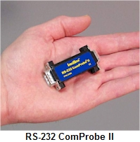 RS-232 ComProbe II for Serialtest